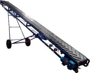 Esteira Transportadora Para Carga e Descarga