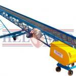 Correia transportadora industrial