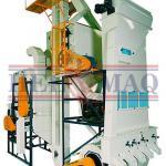Máquina para polir e classificação feijão